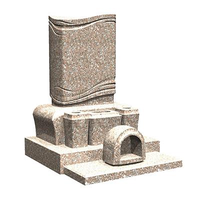 デザイナーズ墓石 風環(ふうわ)