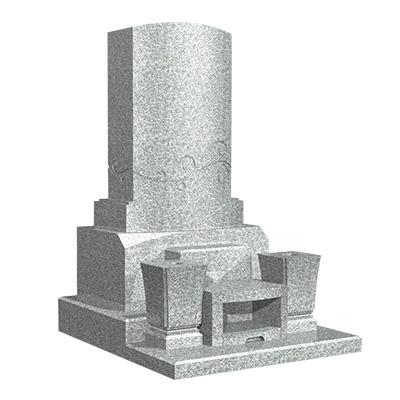 デザイナーズ墓石 優美