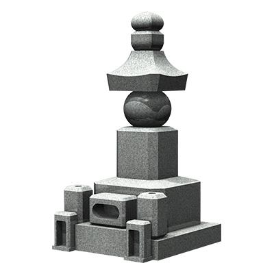 和型 誠心型五輪塔