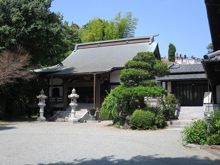 花應院墓地